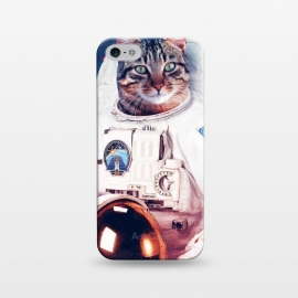 iPhone 5/5E/5s  Astronaut Cat  by Mitxel Gonzalez ()