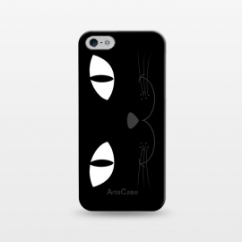 iPhone 5/5E/5s  Black Cat by Mitxel Gonzalez