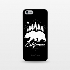 iPhone 5/5E/5s  California Republic by Mitxel Gonzalez ()