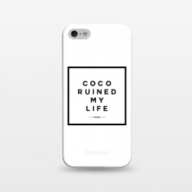 iPhone 5/5E/5s  Coco Ruined My Life by Mitxel Gonzalez ()