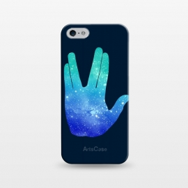 iPhone 5/5E/5s  Live long and prosper by Mitxel Gonzalez