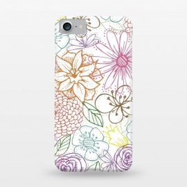 iPhone 7  Bright Floral by TracyLucy Designs ()