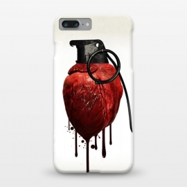 iPhone 8/7 plus  Heart Grenade by Nicklas Gustafsson