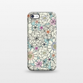 iPhone 5C  Marisa Floral by TracyLucy Designs