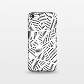iPhone 5C  AB Linear White by Project M