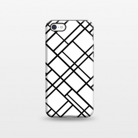 iPhone 5C  Map 45 White by Project M
