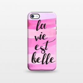 iPhone 5C  Life is beautiful  by Martina