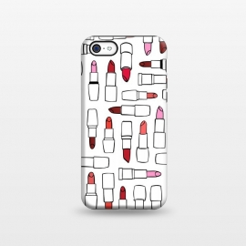 iPhone 5C  Lipstick Love by Martina