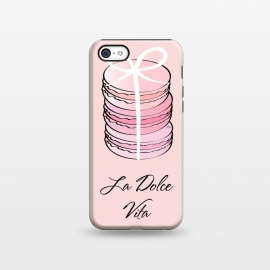 iPhone 5C  Macarons Life  by Martina