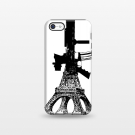 iPhone 5C  Eiffel Power by Brandon Combs ()