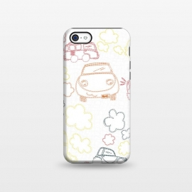 iPhone 5C  Stitched Cars by MaJoBV ()