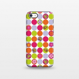 iPhone 5C  My happpy Circles by Julia Grifol