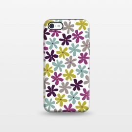 iPhone 5C  Allium Ditsy by Rosie Simons ()