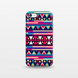 iPhone 5C  Tribal Aztec by Nika Martinez ()