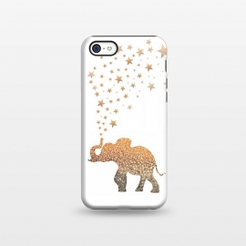 iPhone 5C  Gatsby Elephant Chain by Monika Strigel ()