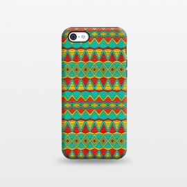 iPhone 5C  Tribal Soul by Pom Graphic Design
