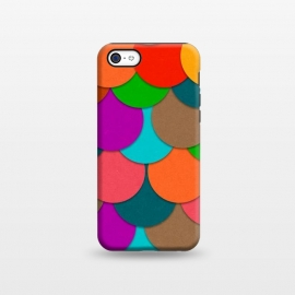 iPhone 5C  Circles by Eleaxart ()