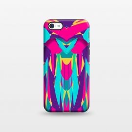 iPhone 5C  AbstractI by Eleaxart ()
