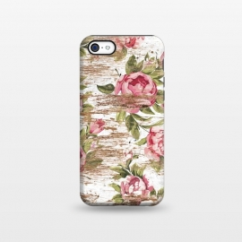 iPhone 5C  ECO LOVE PATTERN by Diego Tirigall ()