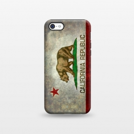 iPhone 5C  California Republic State by Bruce Stanfield ()