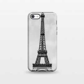 iPhone 5C  Tour Eiffel Retro by Bruce Stanfield ()