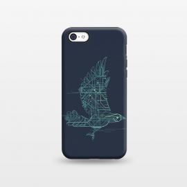 iPhone 5C  Wind Up Bird by Jay Fleck ()