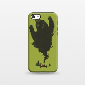 iPhone 5C  And there was Firein its Eyes by Jay Fleck ()