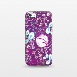 iPhone 5C  Bold Oriental by Rachael Taylor
