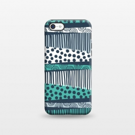 iPhone 5C  Border Lanes by Rachael Taylor