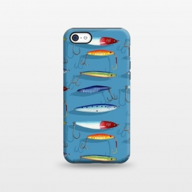iPhone 5C  Casting Jigs by Trinity Mitchell Art