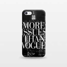 iPhone 5C  Siphone vogue issues nyc skyline by Rex lambo