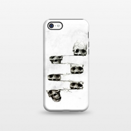 iPhone 5C  Skull 3 by Ali Gulec ()