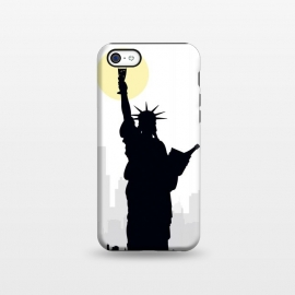 iPhone 5C  Drunk Liberty by Sebastian Parra