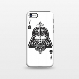 iPhone 5C  Darth Card by Sitchko Igor