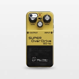 iPhone 5C  CASE SUPER OVERDRIVE by Diego Tirigall ()