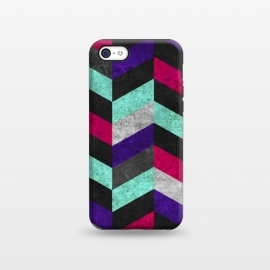 iPhone 5C  GEOMETRIC MUNDO B by Diego Tirigall ()