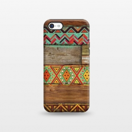 iPhone 5C  INDIAN WOOD by Diego Tirigall ()