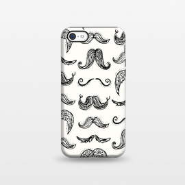 iPhone 5C  Mustache by TracyLucy Designs
