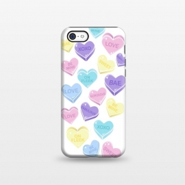 iPhone 5C  Heart Candy by M.O.K.