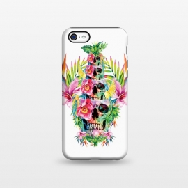 iPhone 5C  The Skull Tower by Riza Peker