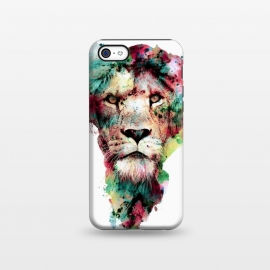 iPhone 5C StrongFit The King by Riza Peker ()
