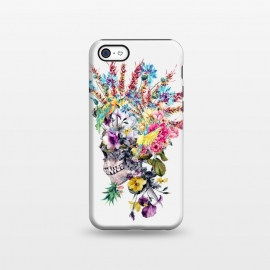 iPhone 5C  Punk's Not Dead by Riza Peker