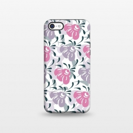 iPhone 5C  Flora by Shelly Bremmer