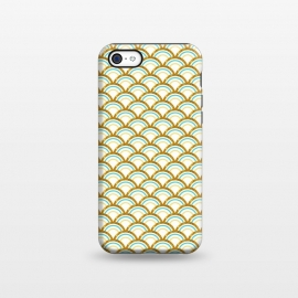 iPhone 5C  Ocean Wave by Leska Hamaty