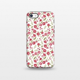 iPhone 5C  Floral by Leska Hamaty