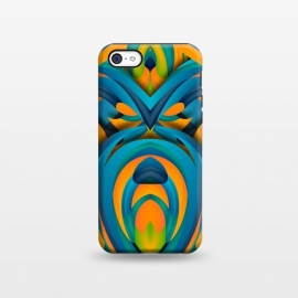 iPhone 5C  Cross Heart by Eleaxart ()