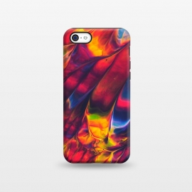 iPhone 5C  Explosion by Eleaxart ()