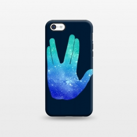 iPhone 5C  Live long and prosper by Mitxel Gonzalez