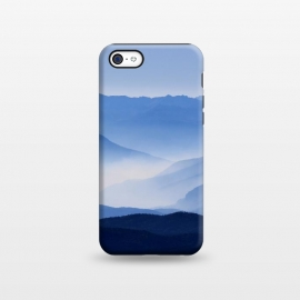 iPhone 5C  Mountains by Mitxel Gonzalez