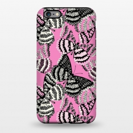 iPhone 6/6s plus  Tribal butterfly by Laura Grant